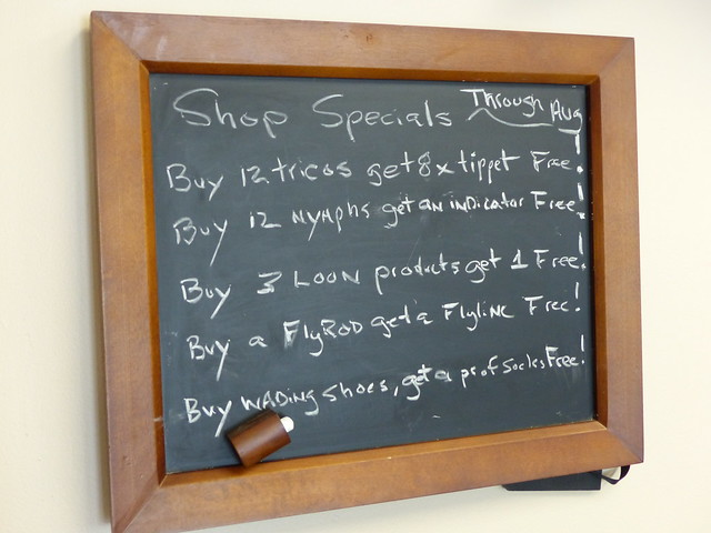 BWA Back to School Shop Specials