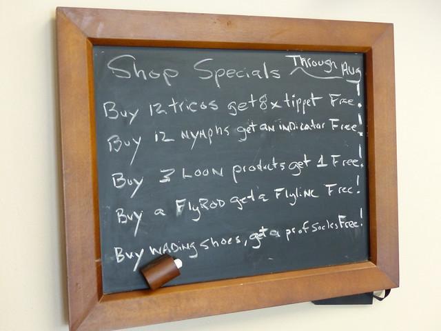 BWA Back to School Shop Specials