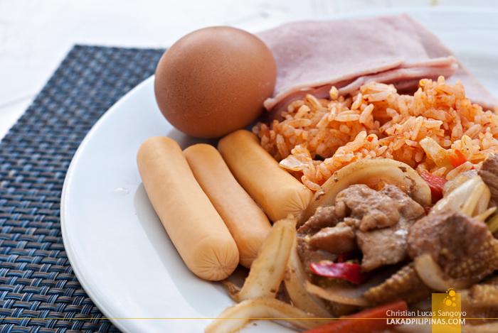 Bayview Resort Phi Phi Breakfast