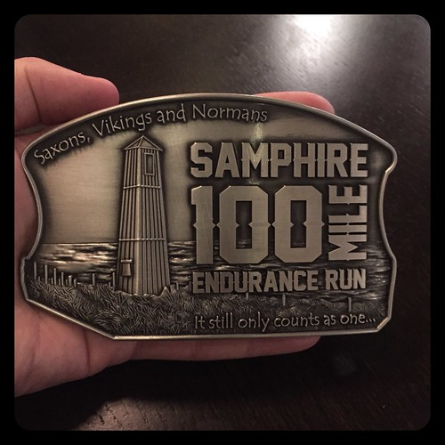 Samphire 100 Finisher Buckle (front)