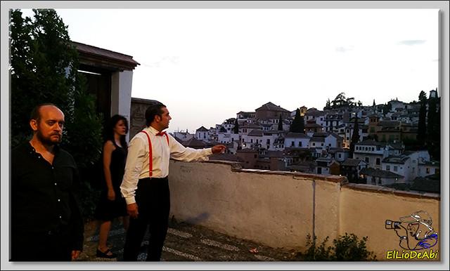 #GRXperience Granada misteriosa de la mano de Federico Garcia Lorca 12