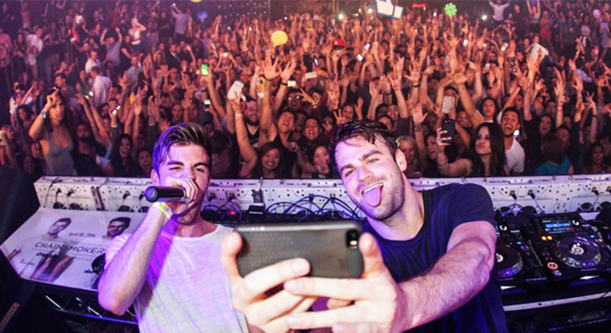 7 Things you didn't know about the Chainsmokers