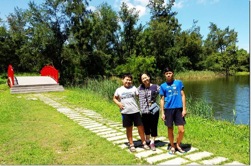 竹南海口人工濕地 (1)