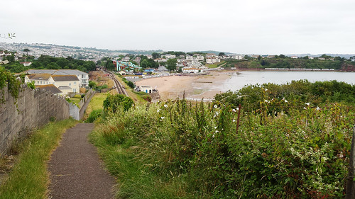 Coast path near Paignton