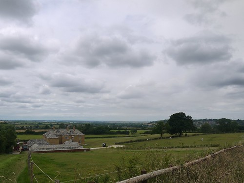 Views to Napton on the Hill