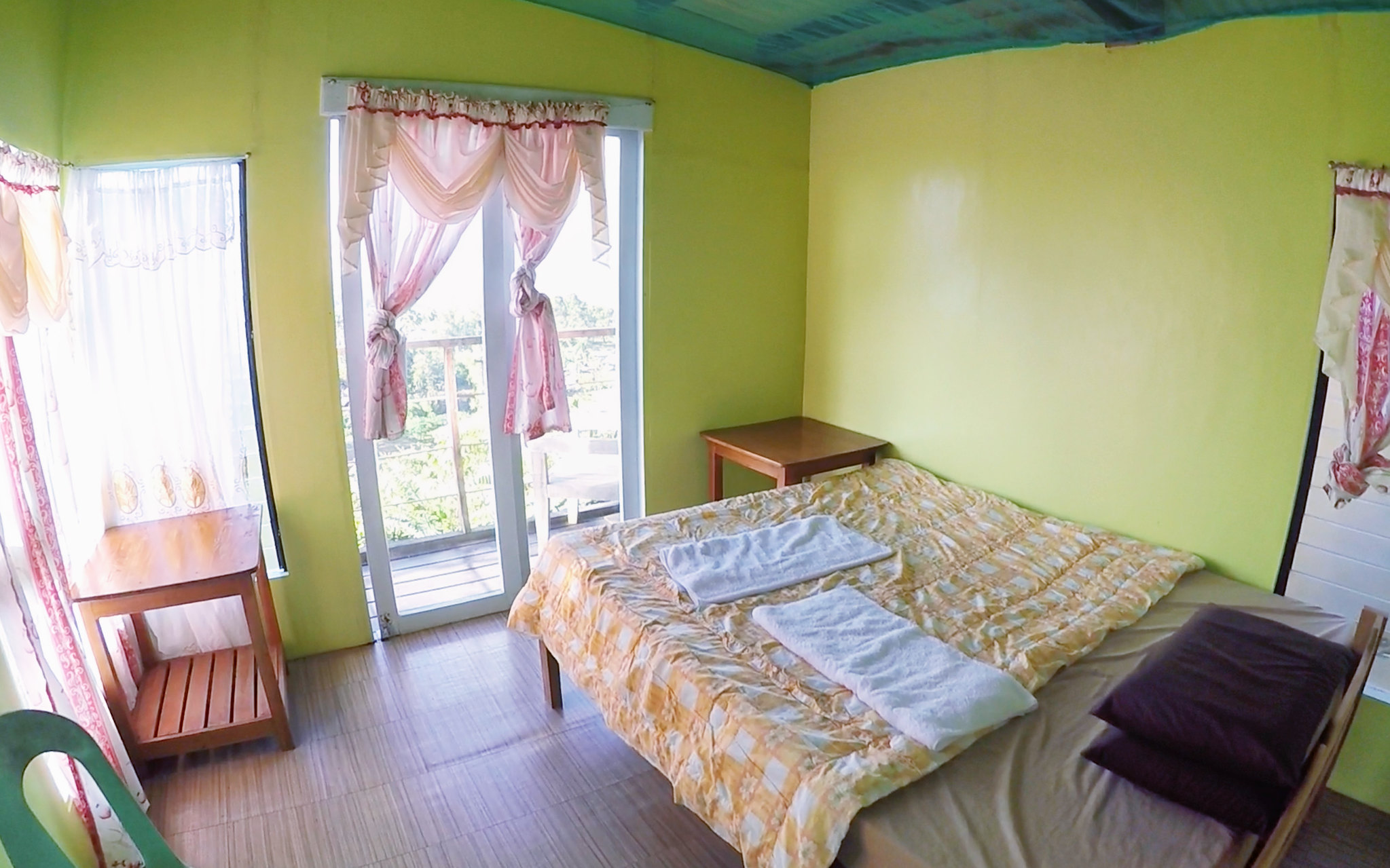 Room at Mt. Apo Highland Resort
