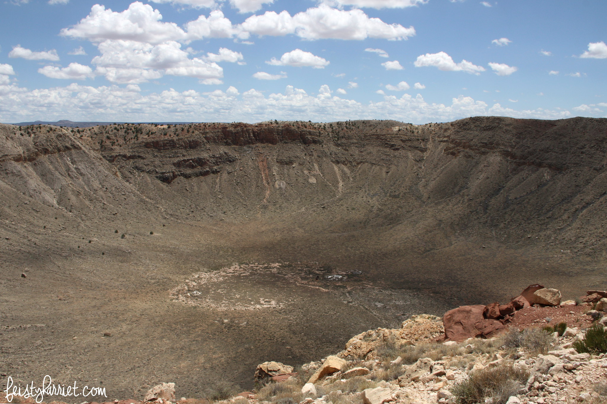 Arizona Meteor Crater_feistyharriet_July 2016 (3)