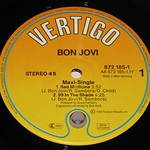 "Bon Jovi Bad Medicine 12"" EP Maxi-Single"