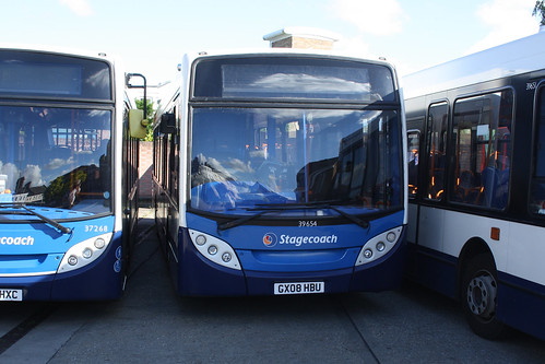 Stagecoach South 39654 GX08HBU