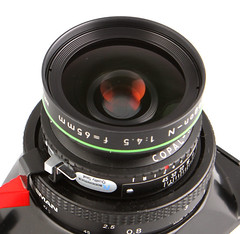 Horseman 65mm f4.5 Grandagon-N Lens Unit for 612 6.JPG