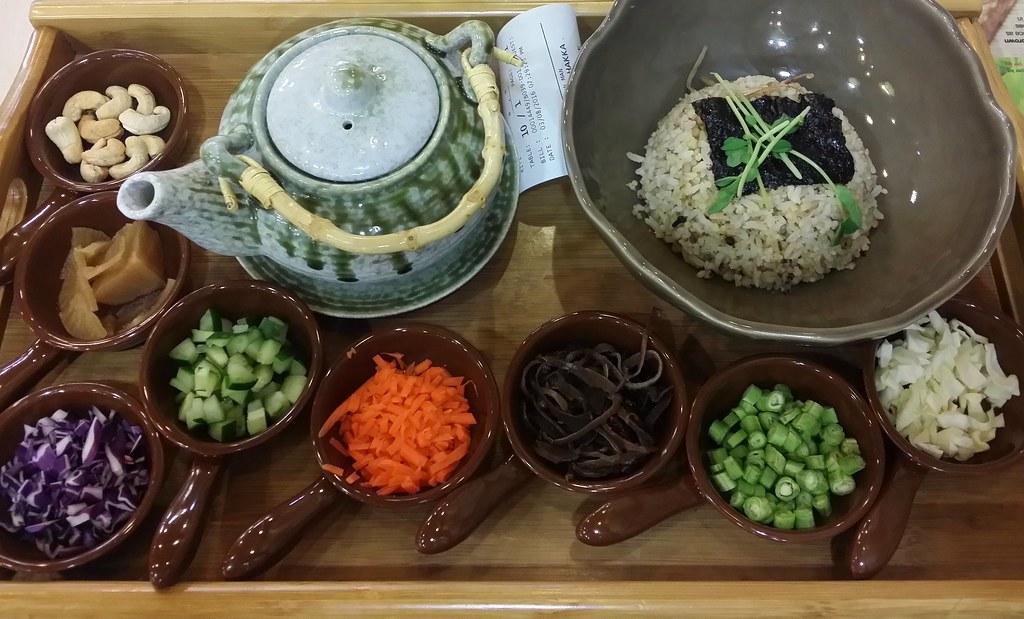 BMS Hakka LeiCha Multi grain Rice