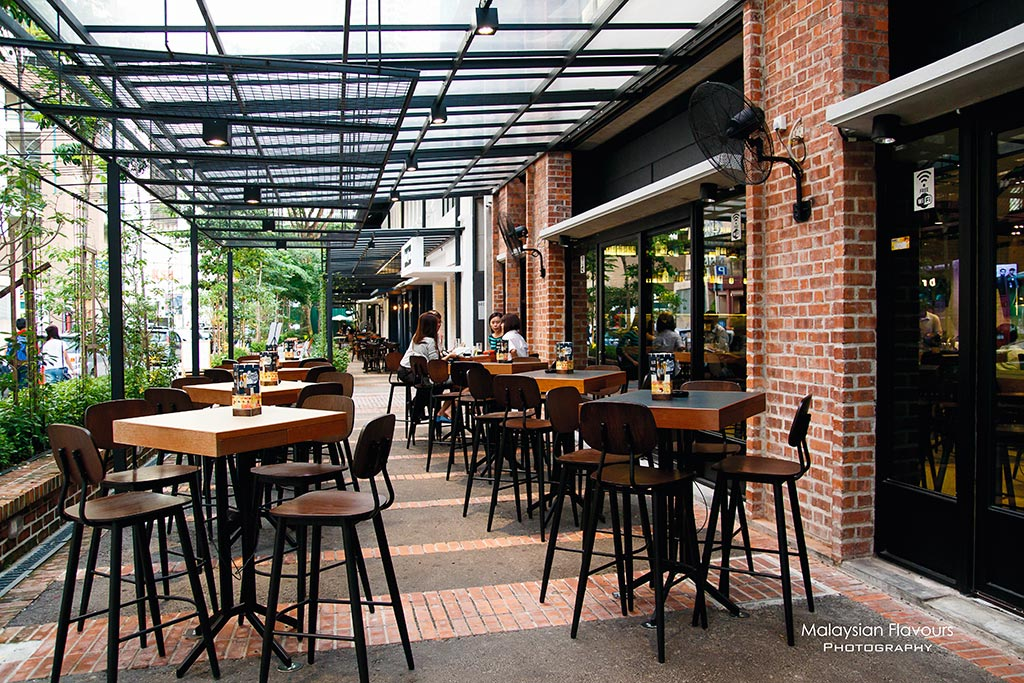 Timbre At The Row KL Jalan Doraisamy