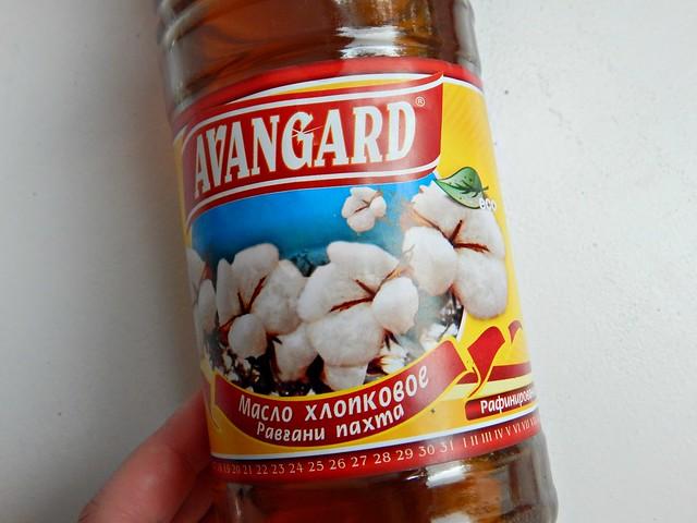 хлопковое масло, отзыв об экзотическом продукте из Таджикистана | horoshogromko.ru