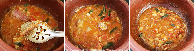 Hot to make Karuvadu Thokku Recipe - Step7