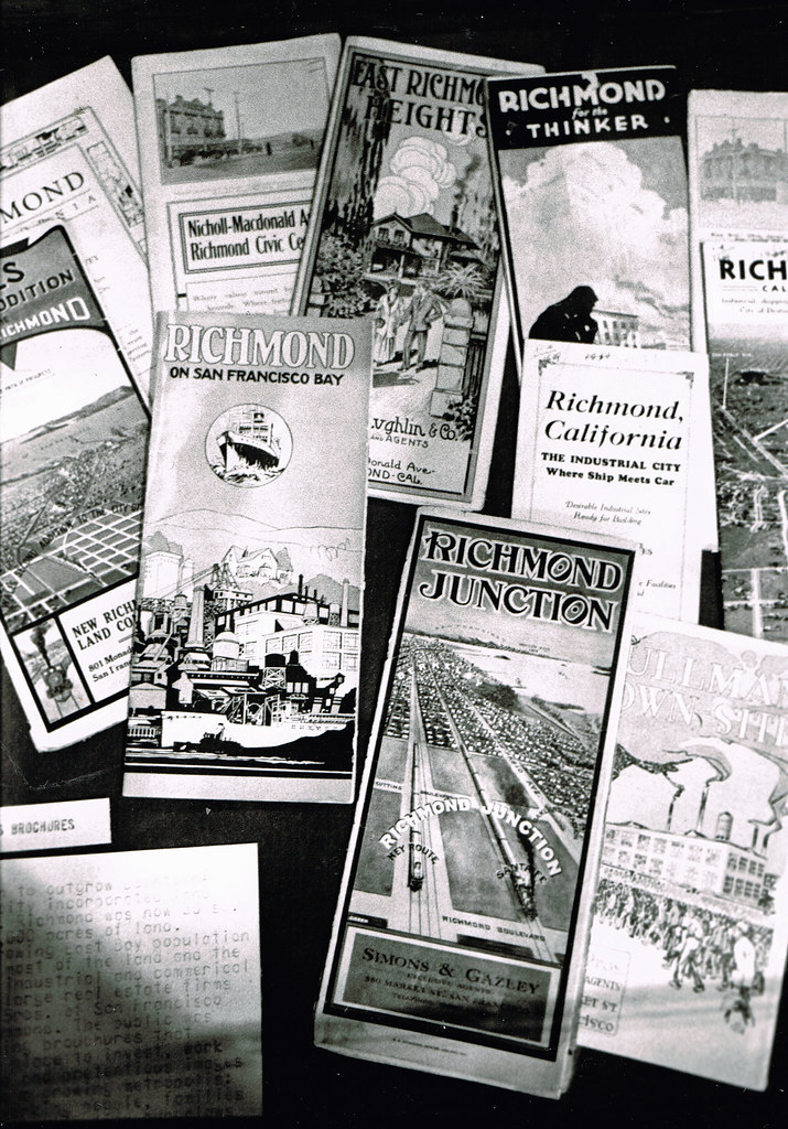 richmond promotional brochures