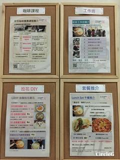 CIRCLEG 香港 火炭 笠笠咖啡 拉花 CAFE 2D 3D 海綿寶寶 遊記 (4)