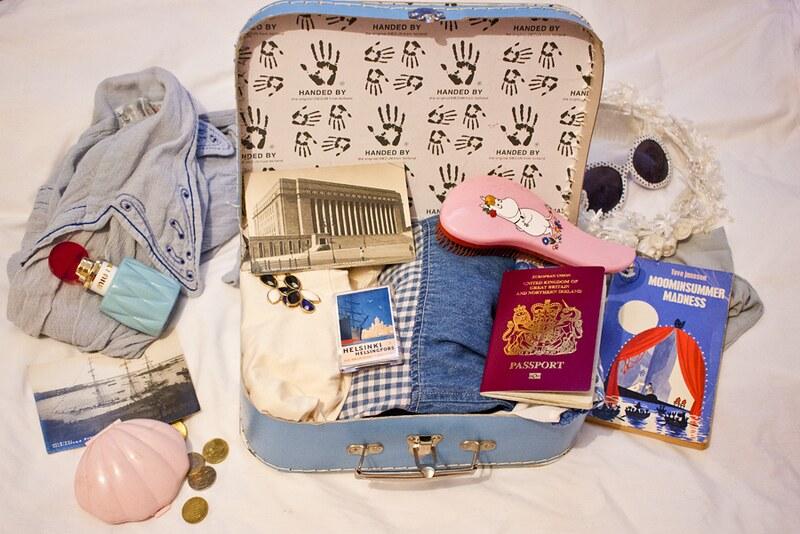 helsinki, finland, visit finland, tove, moomin, helsinki moomin, moominland, moomins, moomin pick, suitcase, travel, holiday, packing, pack
