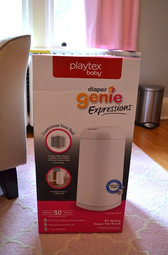 NEW Playtex Diaper Genie Expressions