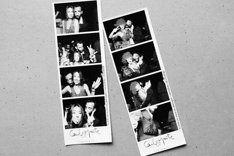 Photobooth Wedding Carl Maite June 2016