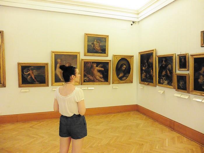 Capitoline Museum Gallery