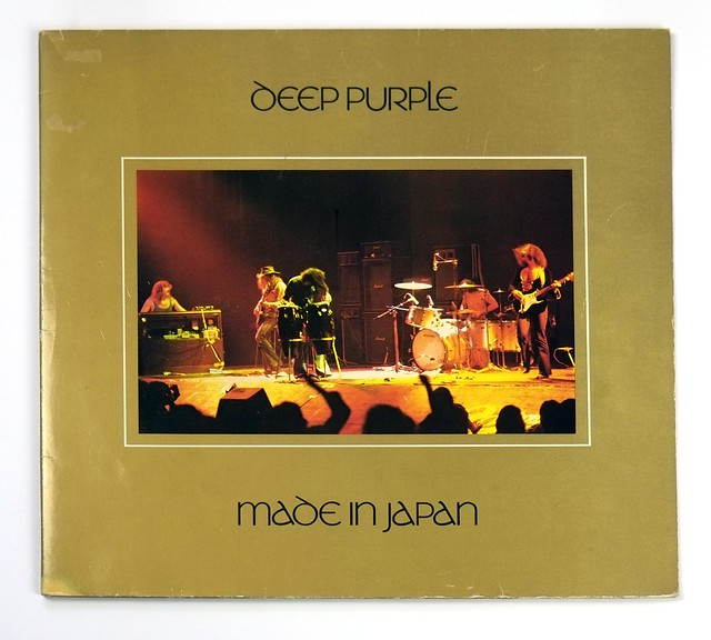 DEEP PURPLE Made in Japan EU