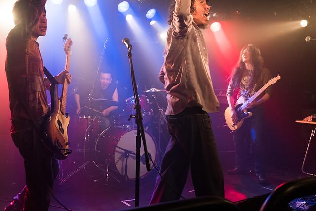 THE NICE live at 獅子王, Tokyo, 15 Sep 2016 -1010261