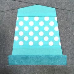Thimble Quilt Block