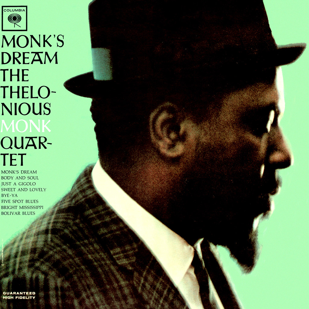 The Thelonious Monk Quartet ‎– Monk's Dream