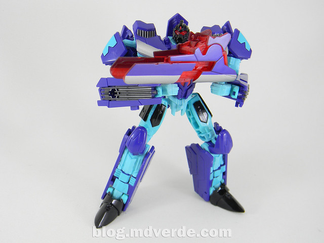 Transformers Dreadwing Deluxe - Generations - modo robot