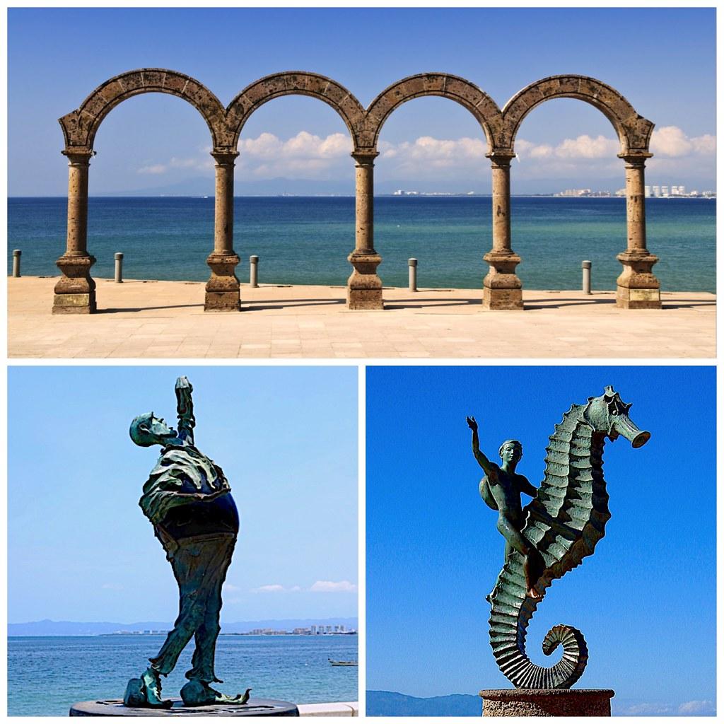 Esculturas Puerto Vallarta
