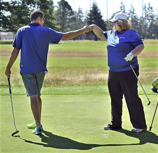 Special Olympics Golf - July 24, 2016