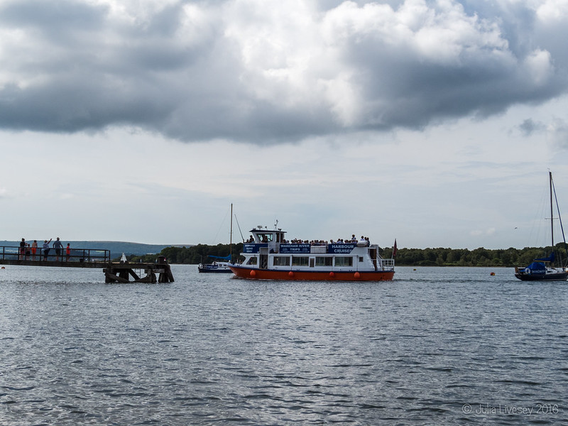 The Wareham River Cruise Boat