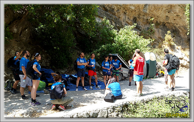 #GRXperience Barranquismo en Río Verde 2