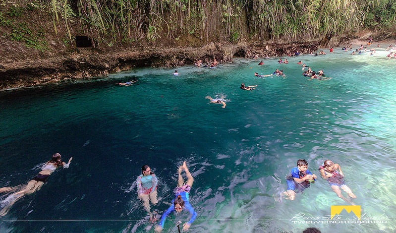ENCHANTED RIVER swim