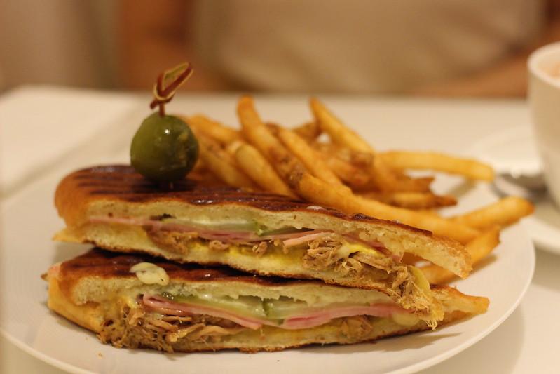 キューバンサンドイッチ