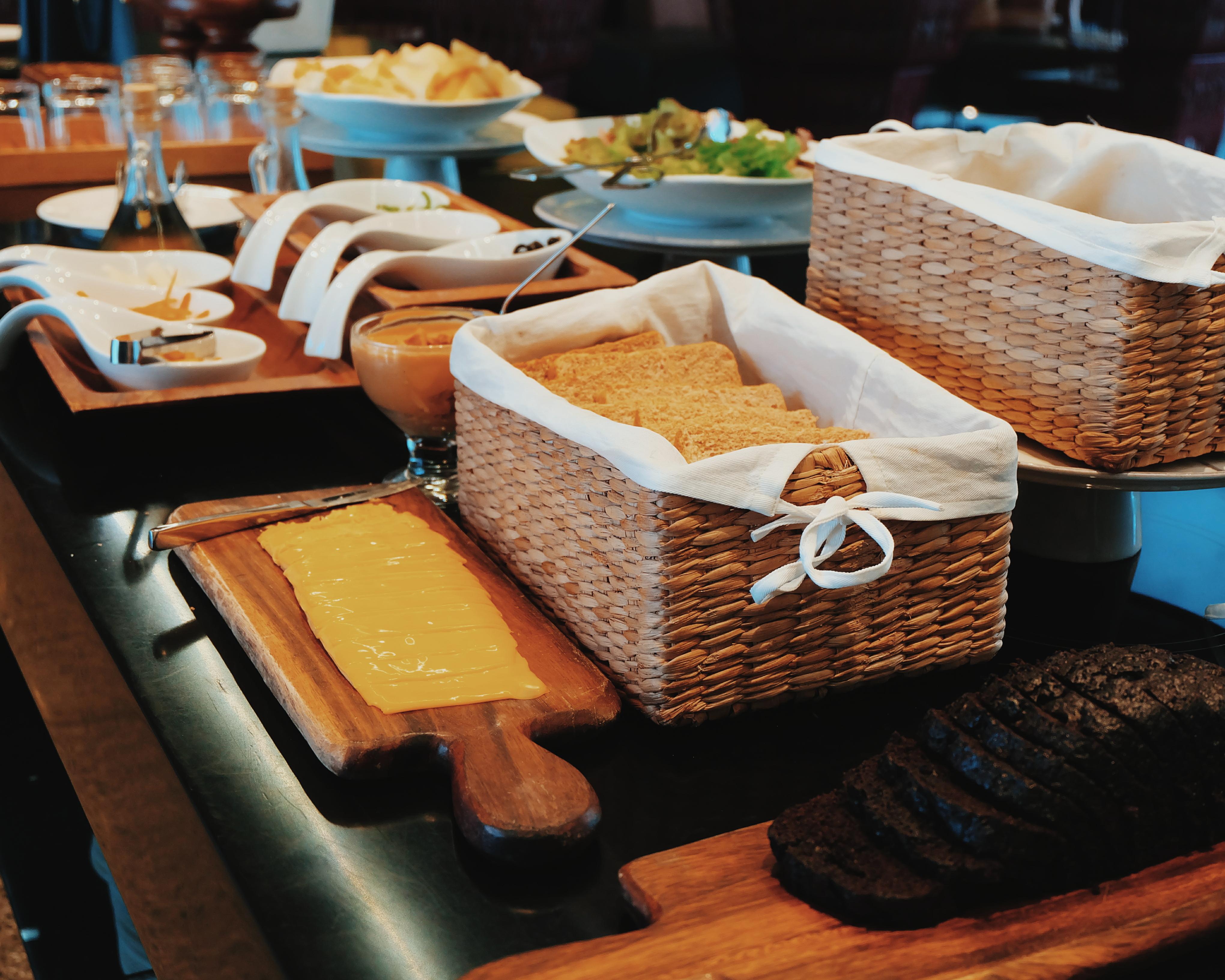 meranti hotel breakfast