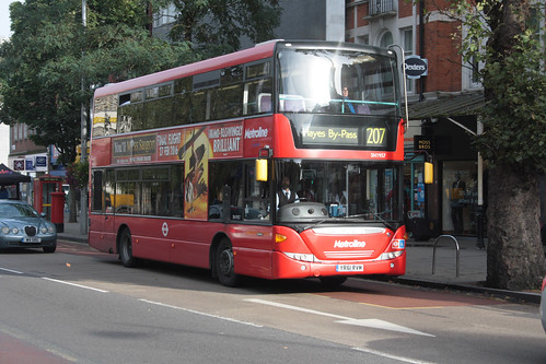 Metroline West SN1957 YR61RVM