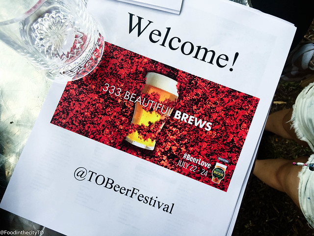 Toronto's Festival of Beer 2016