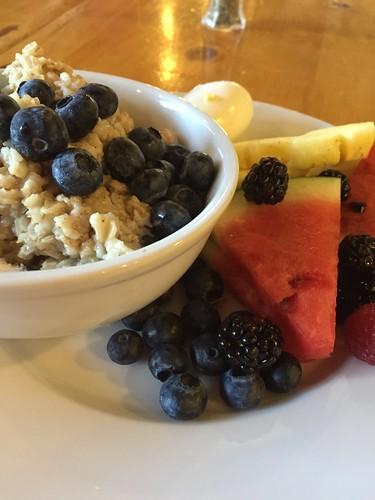 Recovery breakfast