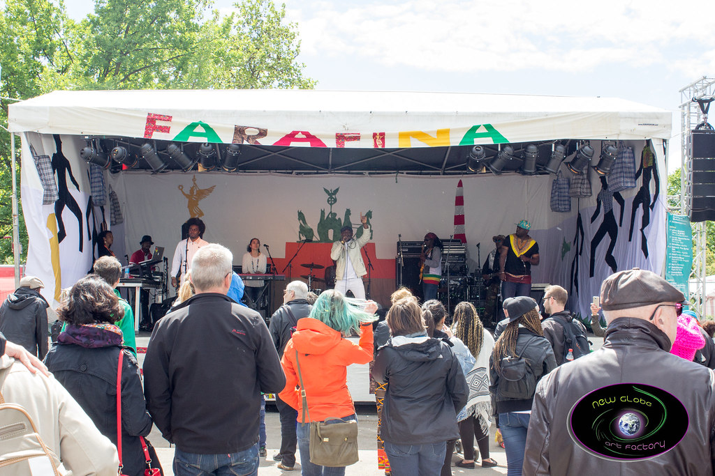 AfroRevolution Concert