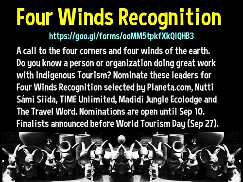 Please Share the Poster! Four Winds Recognition Nominations Open Until September 10 #ipw6