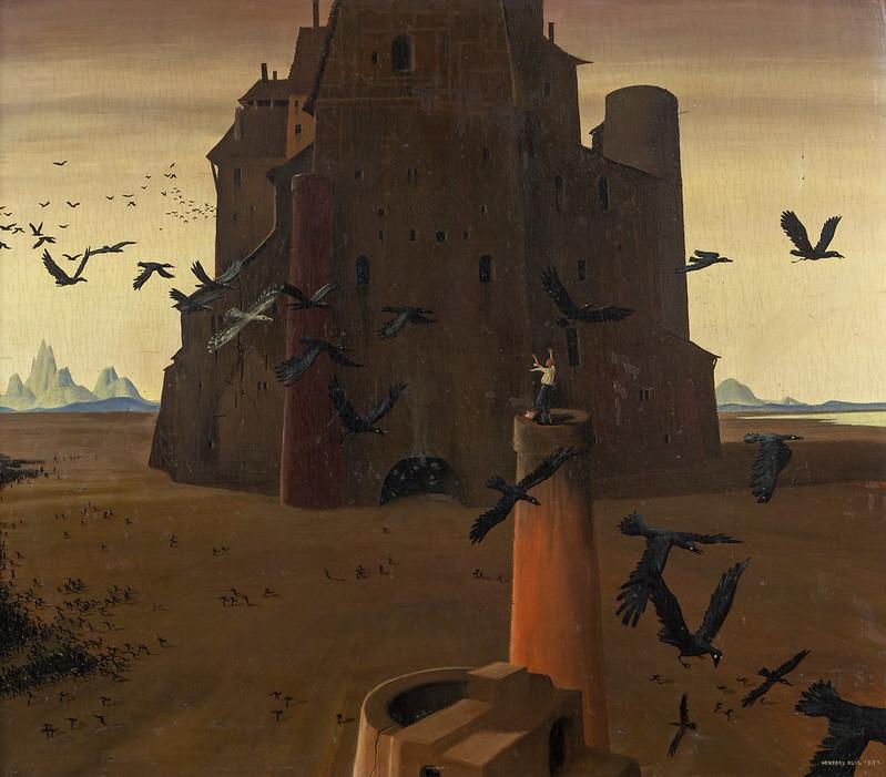 Herbert von Reyl-Hanisch - Bad Dream, 1931