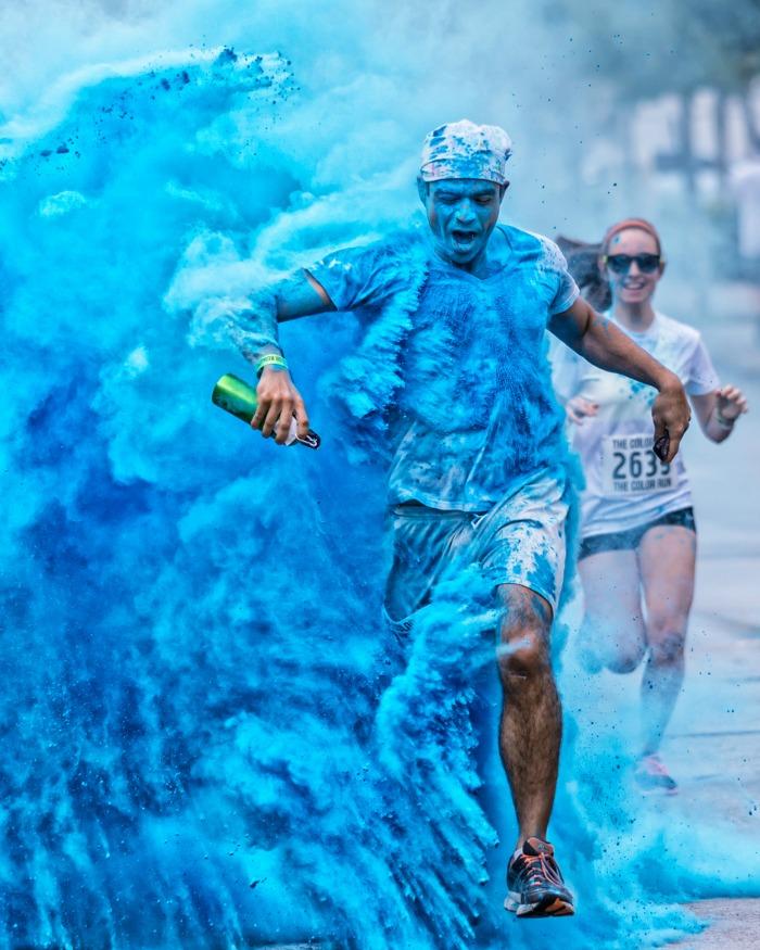 The Color Run llega por primera vez a Lima