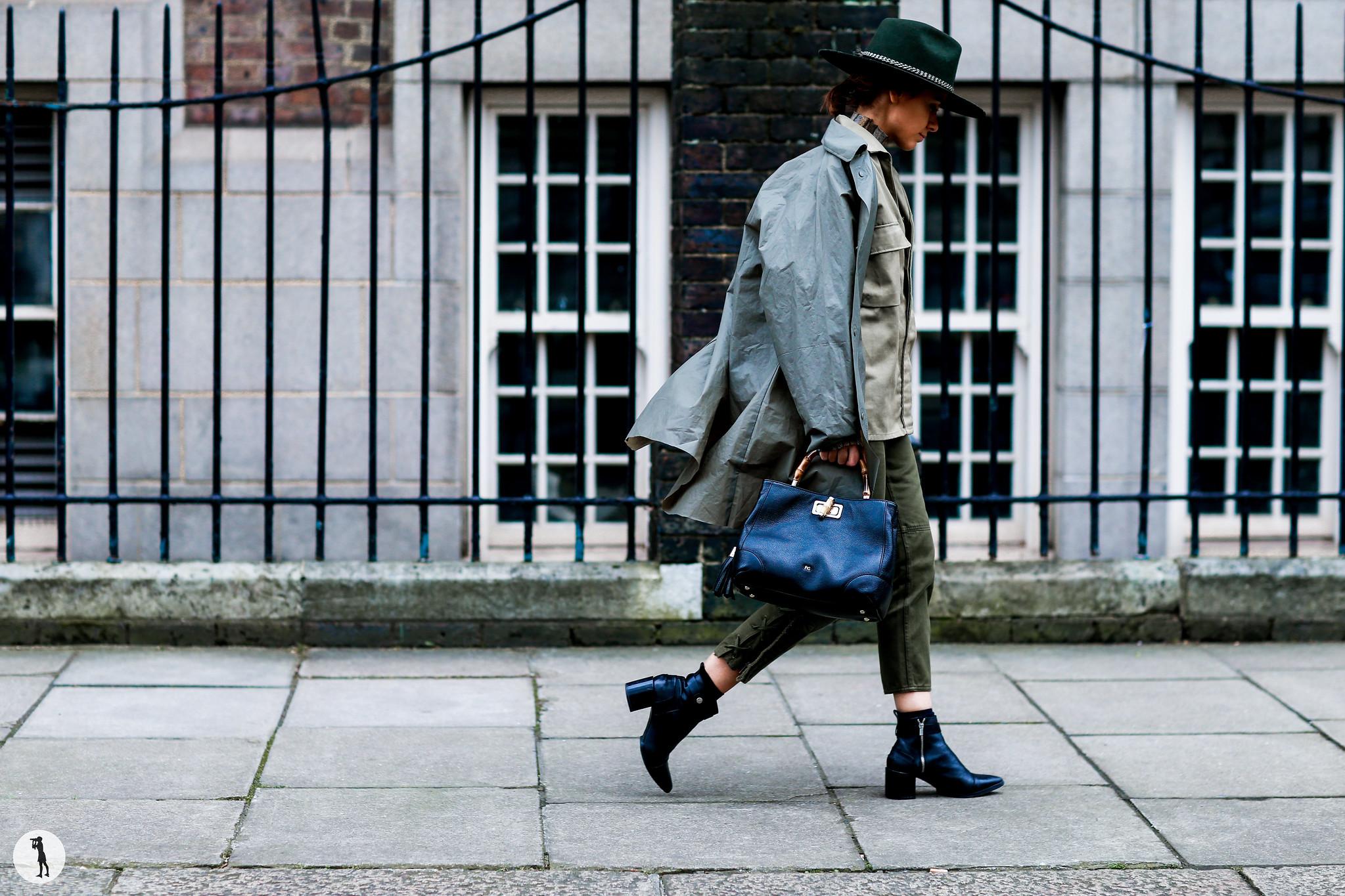 Street style - London Fashion Week RDT FW16-17 (52)