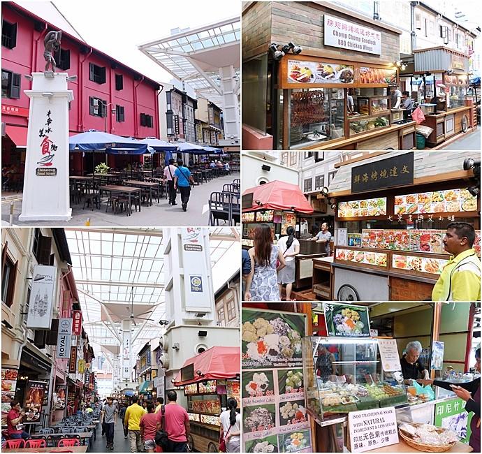 20 新加坡四天三夜自由行 美食美景購物