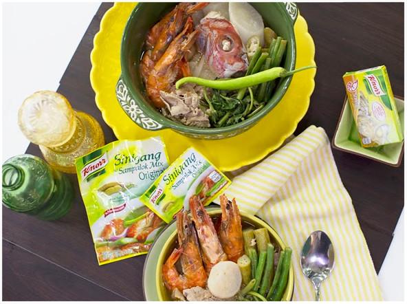 Knorr #LutongNanay sinigang