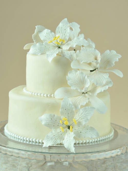 Bridal Cake Fondant copy