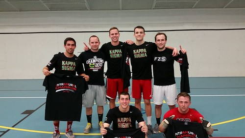 Indoor Soccer Men's_Kappa Sigma