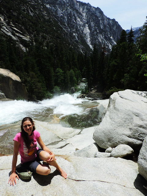 Paradise Valley, Kings Canyon National Park, CA, USA