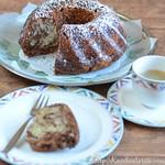 Marmorierter Bananen-Schoko-Kuchen – Banana Chocolate Swirl Cake